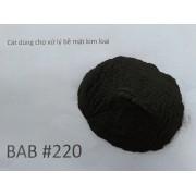 Cát đánh bóng BAB #220